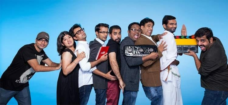 TVF - யூ-டியூப் சேனல்