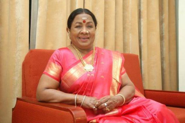 ஆச்சி மனோரமா