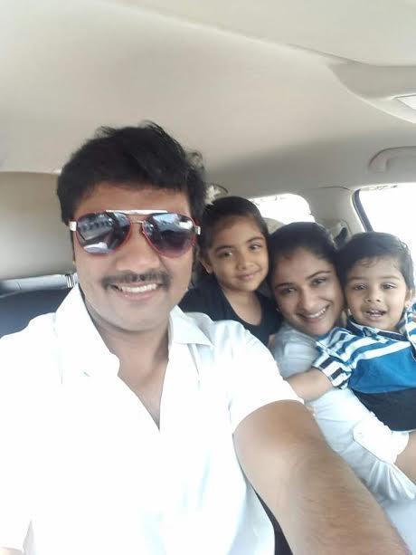 Sanjeev Family