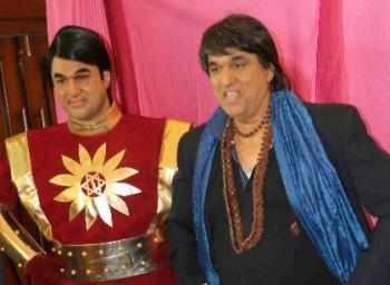 'பாகுபலிக்கு சக்திமான் சவால் விடுவான்!' - முகேஷ் கன்னா நம்பிக்கை! #VikatanExclusive
