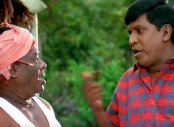 'சும்மா இருக்குறதுகூட அறிவியல்தான்..!' இது வடிவேலு சயின்ஸ்