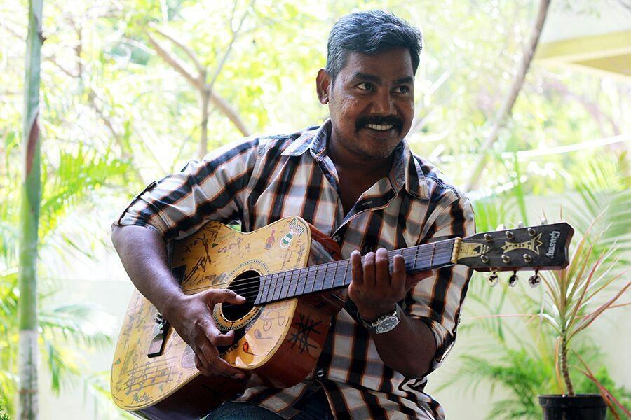 அம்பேத் - நடிகர்