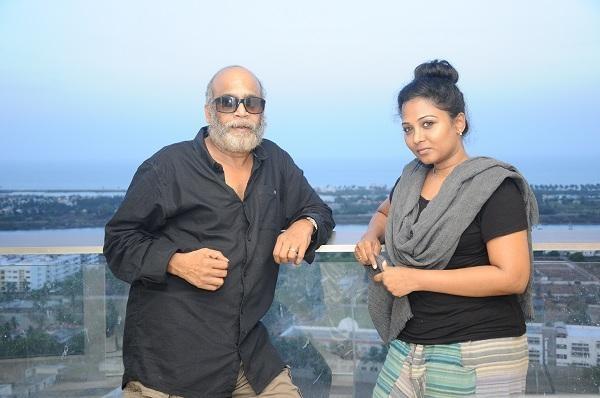 வேலுபிரபாகரன் - ஷெர்லிதாஸ்