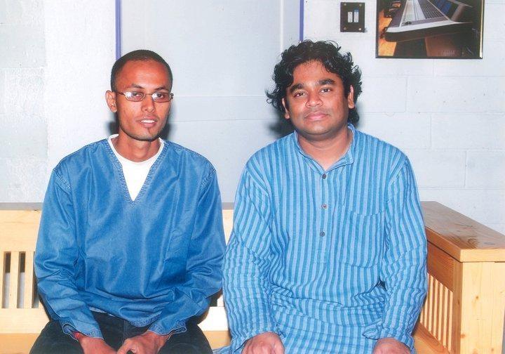 ஏ.ஆர்.ரஹ்மான் - மஷூக் ரஹ்மான்