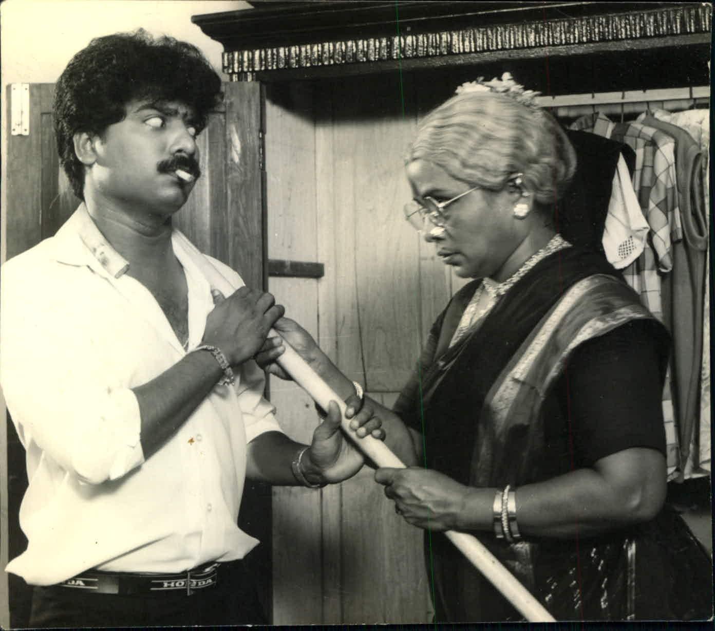 R. Pandiyarajan - Manorama