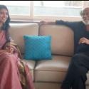 """""""ரஜினி அரசியலுக்கு வருவது நிச்சயம்!"""" - ரஜினி சந்திப்பு பற்றி விவரிக்கிறார் கஸ்தூரி #VikatanExclusive"""