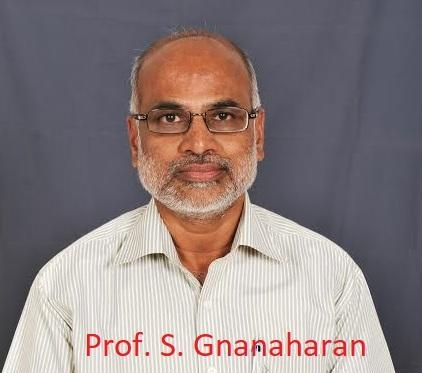 Prof. S. Gnanaharan Jansons School of Business, Coimbatore about Balachander
