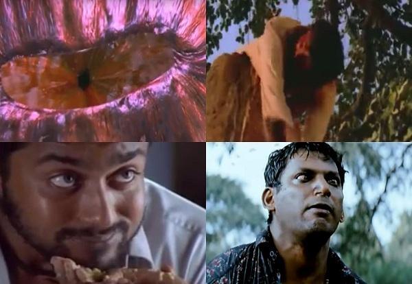 Unexpected scenes in Bala movies