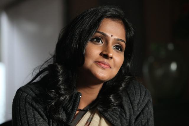 நடிகை ரம்யா நம்பீசன்