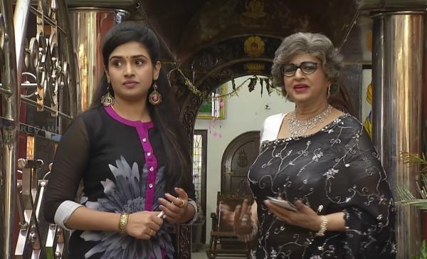 நடிகை வித்யா