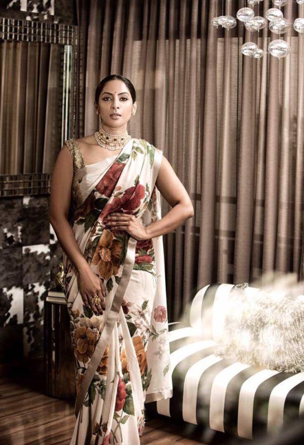 நடிகை ஷ்ரேயா ரெட்டி