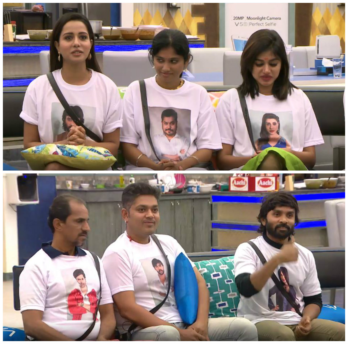 shirt BiggBossTamil