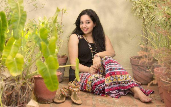நடிகை சந்திரா லஷ்மணன்