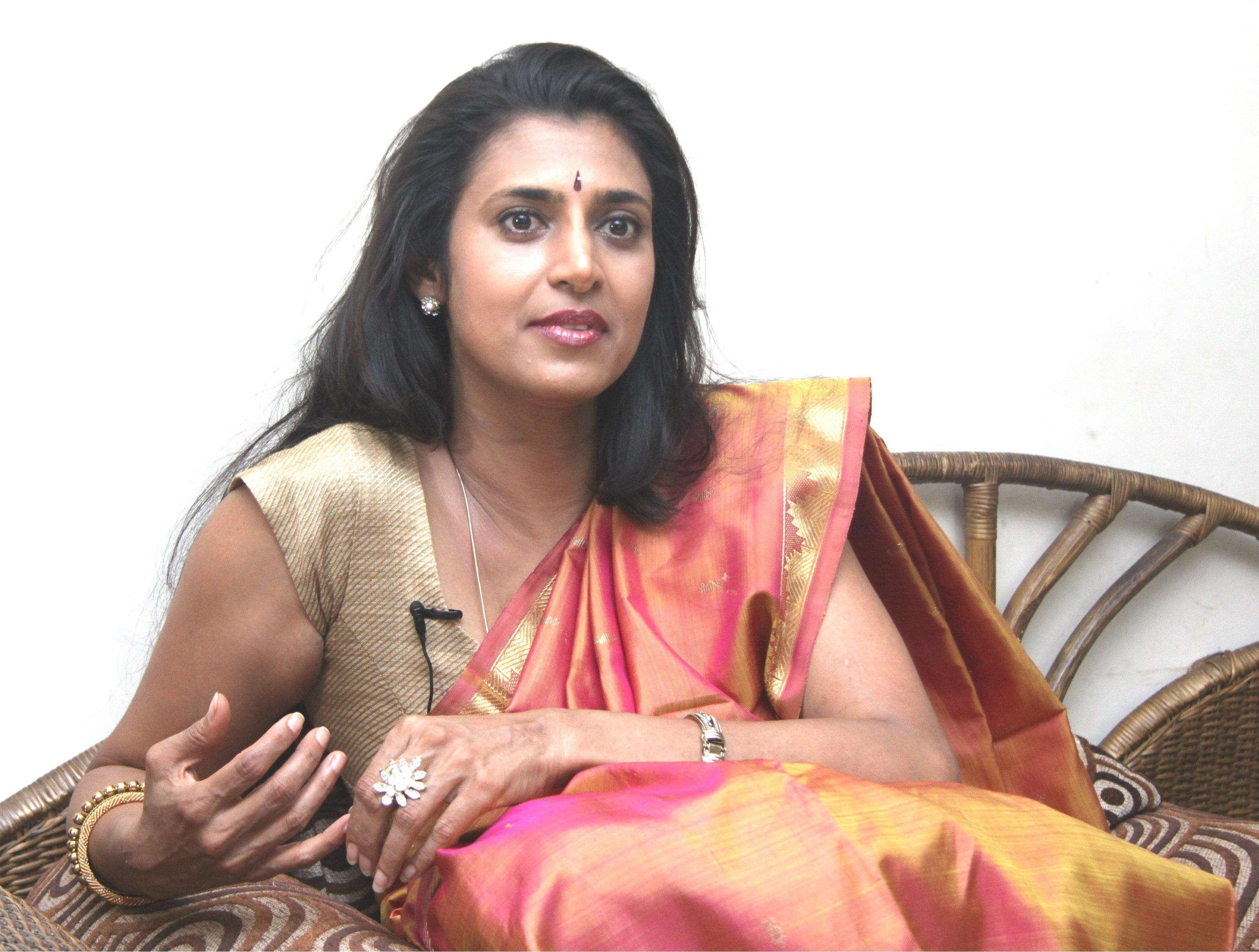 நடிகை கஸ்தூரி பேட்டி