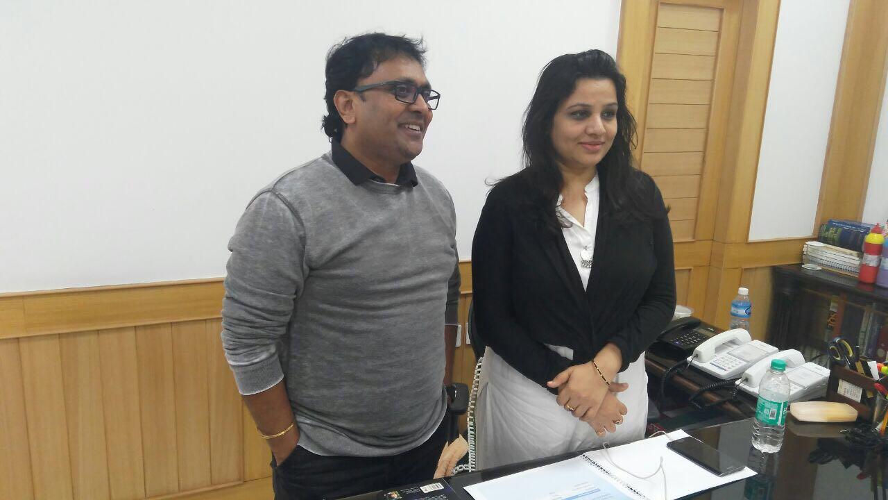 இயக்குநர் ஏ.எம்.ஆர். ரமேஷ்