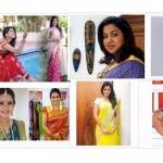 'எங்களுக்கு சேலை ஏன் ஸ்பெஷல்?' ராதிகா, நளினி, அஞ்சனாவின் சேலை காதல்