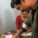 'தெய்வமகள்' ஷூட்டிங் ஸ்பாட்டில் பிறந்தநாள் கொண்டாடிய கிருஷ்ணா!