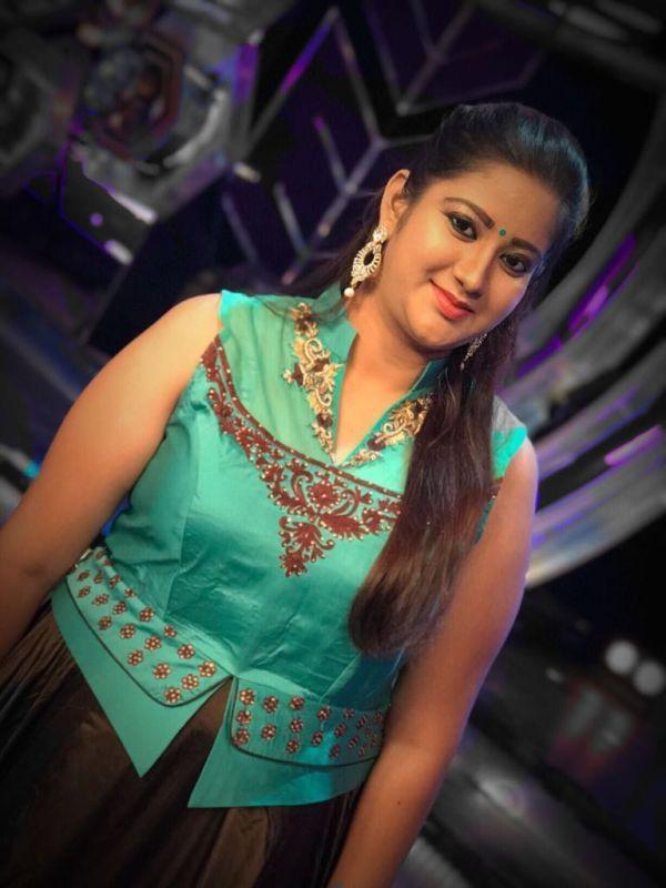 நடிகை சிவரஞ்சனி