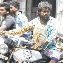 ''ரஜினி மாதிரி ஹேர்ஸ்டைல் வந்தா கெடா வெட்றதா வேண்டிக்கிட்டேன்..!'' - 'குரங்கு பொம்மை' சிந்தனை