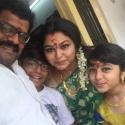 'என் கணவருக்கு நான் தற்கொலை மிரட்டல் விடுத்தது உண்மைதான்!' - சோனியா போஸ் வெங்கட்