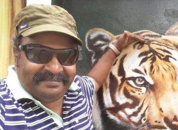 'அஜித்திடம் ஏகப்பட்ட ஐடியாக்கள் இருக்கிறது..!' - விவரிக்கும் இயக்குநர் சிங்கம்புலி