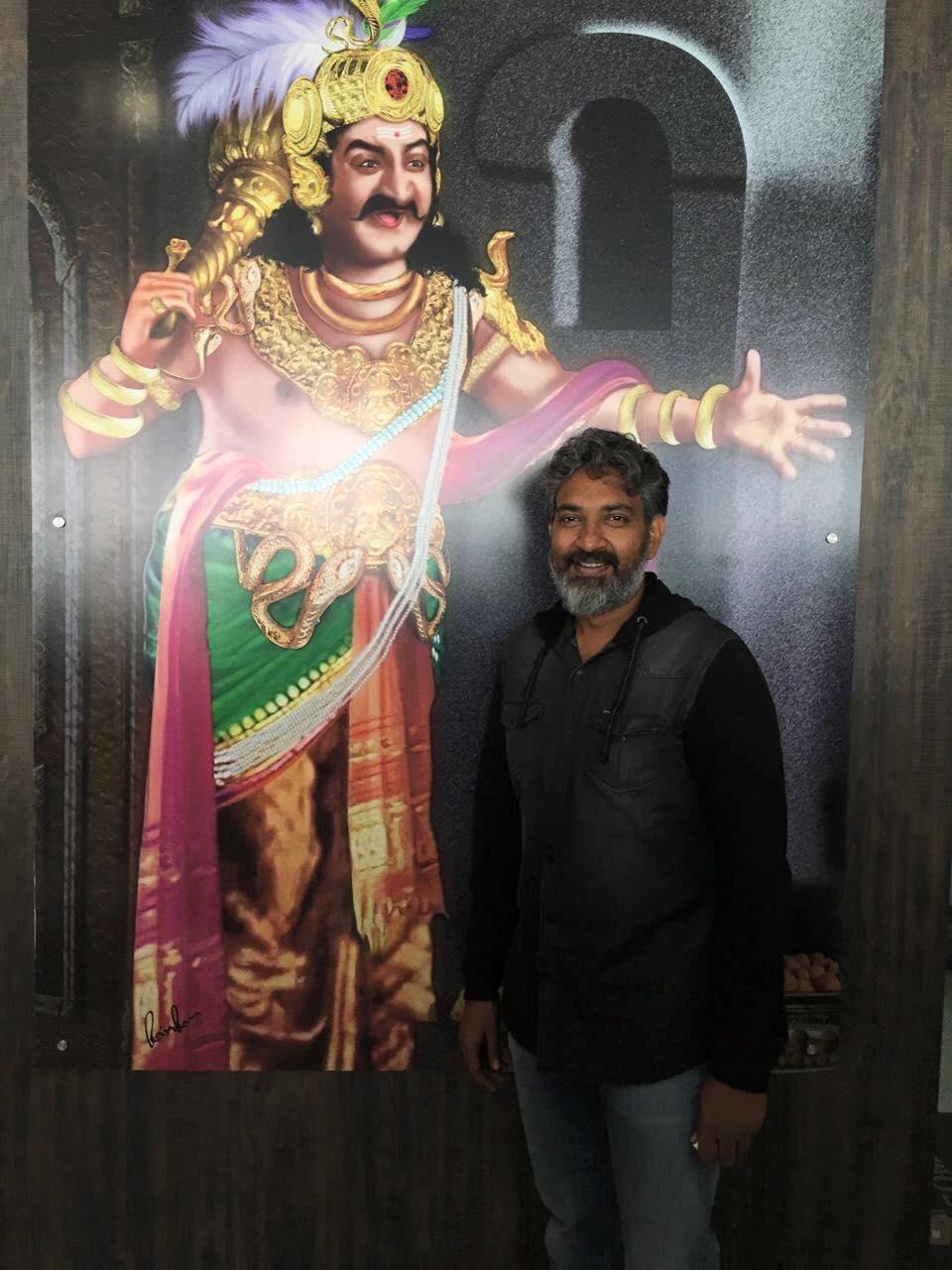 ராஜமெளலி