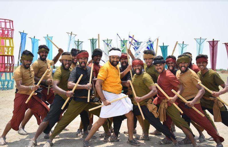 சசிகுமார் - கொடிவீரன்