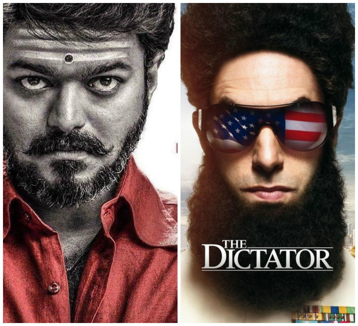 mersal, the dictator