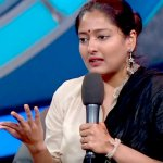 """""""பிக் பாஸ் வீட்ல என்னைவிடக் கெட்டவார்த்தை பேசினவங்க அதிகம்... அதை ஏன் காட்டலை?"""" - காயத்ரி ரகுராம் #VikatanExclusive"""