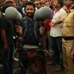 ஹீரோவானார் 'ஆஸ்கர்' ரசூல் பூக்குட்டி!