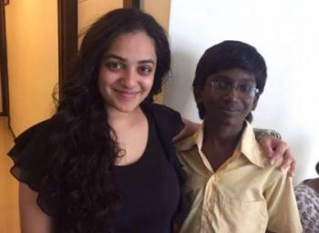 'விஜய் அண்ணாவின் அந்த அட்வைஸ்...!' - செம குஷி 'மெர்சல்' ஜூனியர் வடிவேலு! #VikatanExclusive