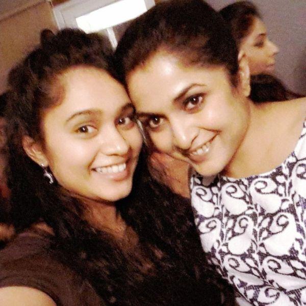 ரம்யா கிருஷ்ணணுடன் பூமிகா