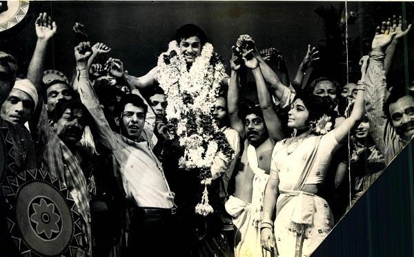 எம்.ஜி.ஆர், நாகேஷ்