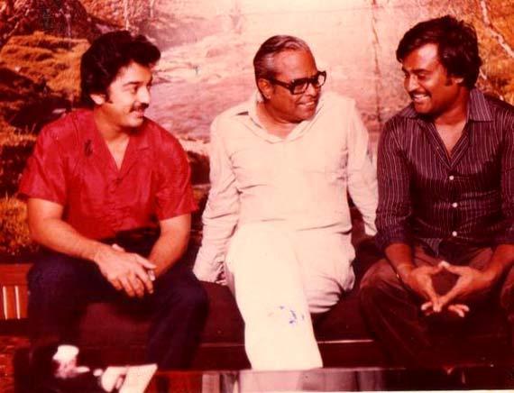 ரஜினி கமல்