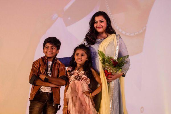 'பேபி' நைனிகா, 'மாஸ்டர்' ராகவன்