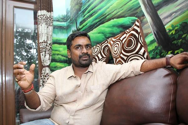 'Mauraveeran' Movie Director P.G.Muthaiah