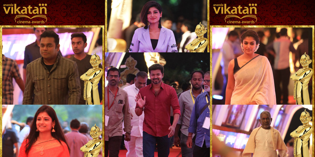 Vikatan Awards