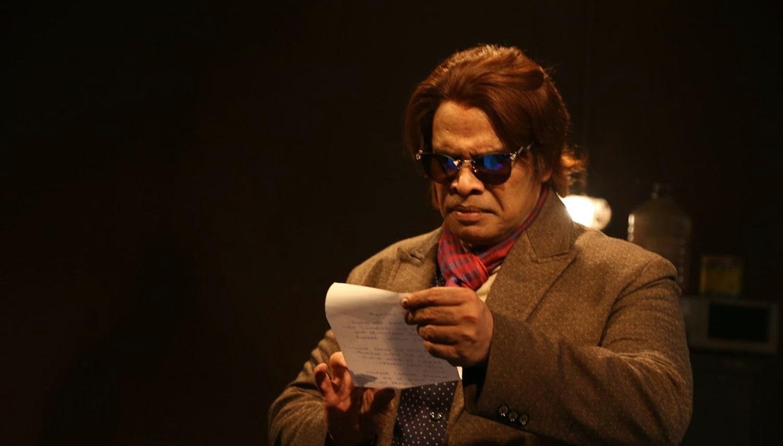 ஆனந்தராஜ் வில்லன்