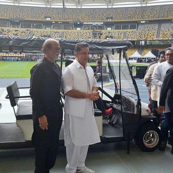 ரஜினியின் 'முதல் காதல்', கமல் போட்ட 'வெத', 'சிக்ஸர்' சிவகார்த்திகேயன், 'டெடிகேட்டட்' விஷால், கார்த்தி!  - மலேசிய கலைநிகழ்ச்சியில் என்ன நடந்தது? #LiveCoverage