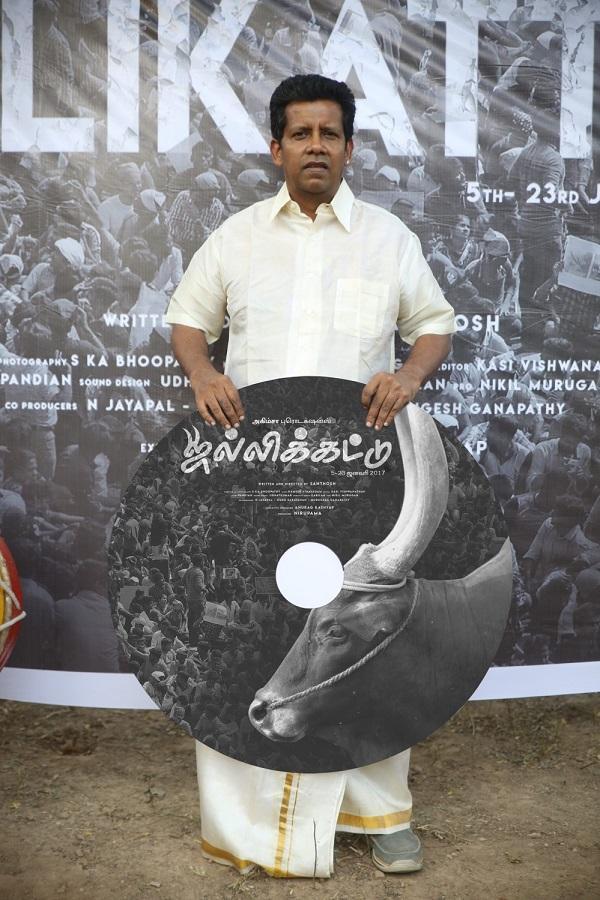 ஜல்லிக்கட்டு - சந்தோஷ்
