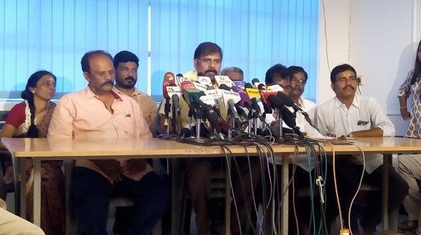 ஆர்.கே.செல்வமணி  - சினிமா ஸ்டிரைக்
