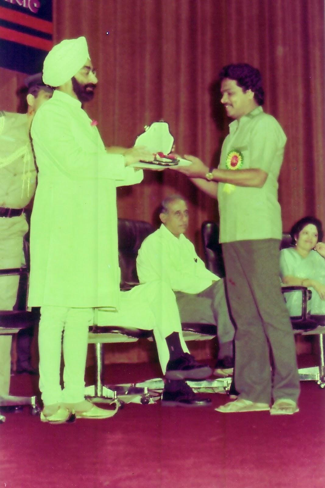 அனில் மல்நாட் - Editor Anil Malnad