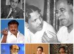 அண்ணா முதல் விஜய் வரை... சினிமாவில் அரசியல் குறியீடுகளை வைத்த கலைஞர்கள்..!
