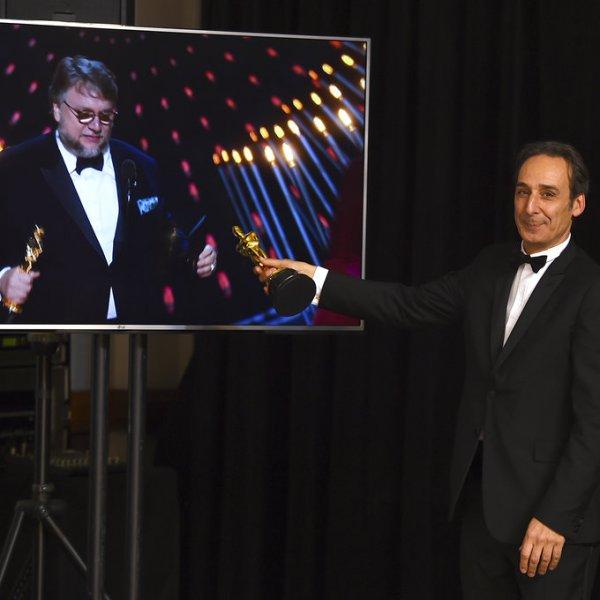 சிறந்த இயக்குநர், சிறந்த படம் - நான்கு ஆஸ்கர் விருதுகள் அள்ளிய தி ஷேப் ஆஃப் வாட்டர்  #Oscars