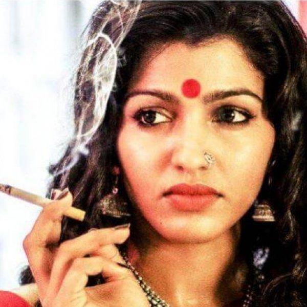''நோ ஸ்மோக்கிங் சிகரெட்.... நோ கிளாமர் தேவதாசி..!'' தன்ஷிகா