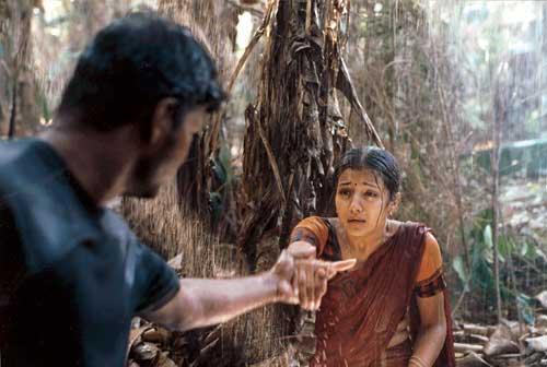 விஜய் - த்ரிஷா