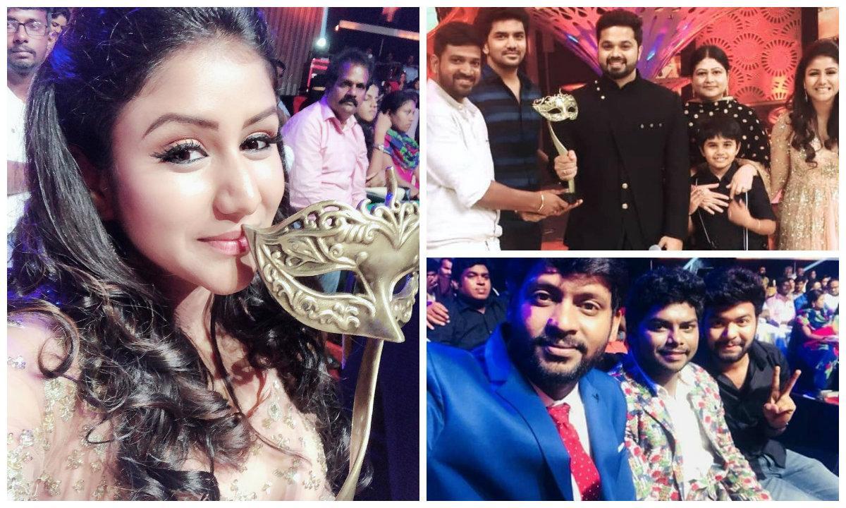 Vijay tele awards