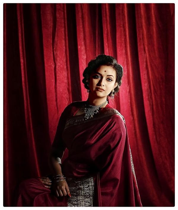 கீர்த்தி சுரேஷ் - நடிகையர் திலகம்