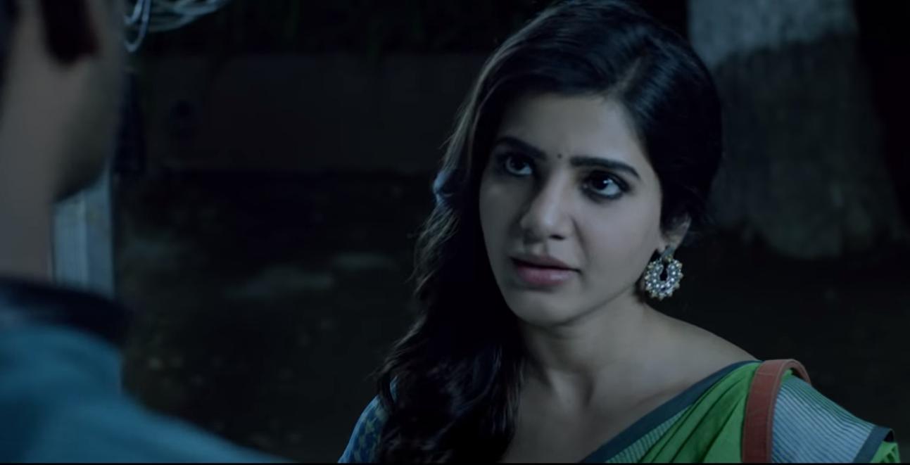 இரும்புத்திரை - சமந்தா