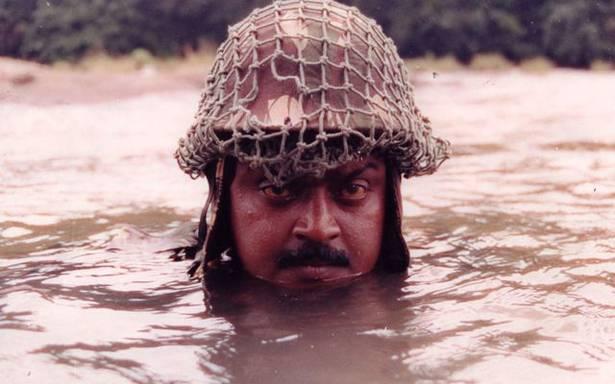 போலீஸ் - விஜயகாந்த்
